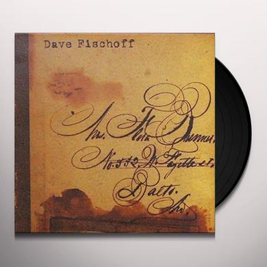 Dave Fischoff WINSTON PARK Vinyl Record