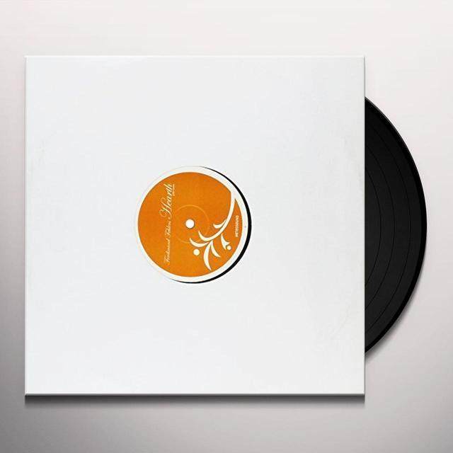 Ferdinand Fehlers HEARTH Vinyl Record