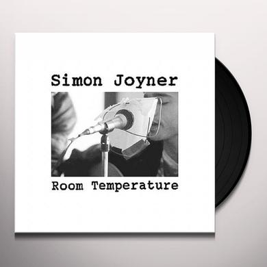Simon Joyner ROOM TEMPERATURE Vinyl Record