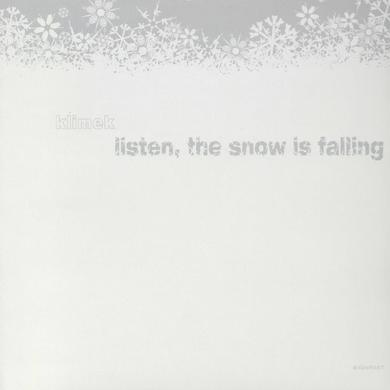 Klimek LISTEN THE SNOW IS FALLING Vinyl Record