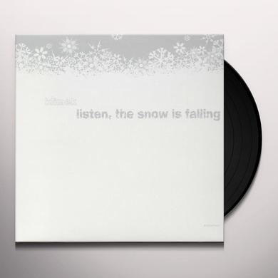 Klimek LISTEN THE SNOW IS FALLING (EP) Vinyl Record