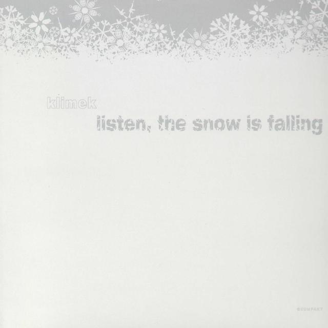 Klimek LISTEN THE SNOW IS FALLING Vinyl Record