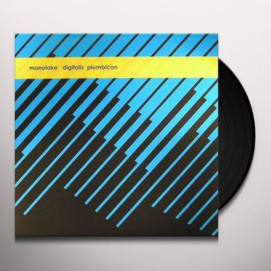 Monolake DIGITALIS PLUMBICON Vinyl Record