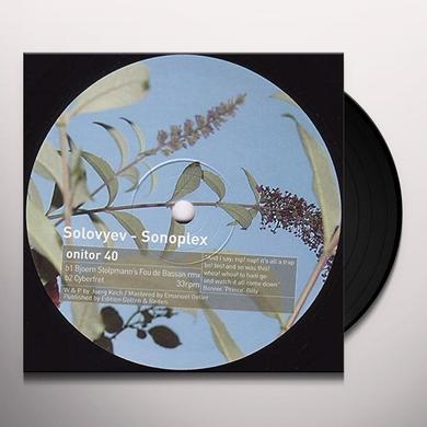 Solovyev SONOPLEX Vinyl Record