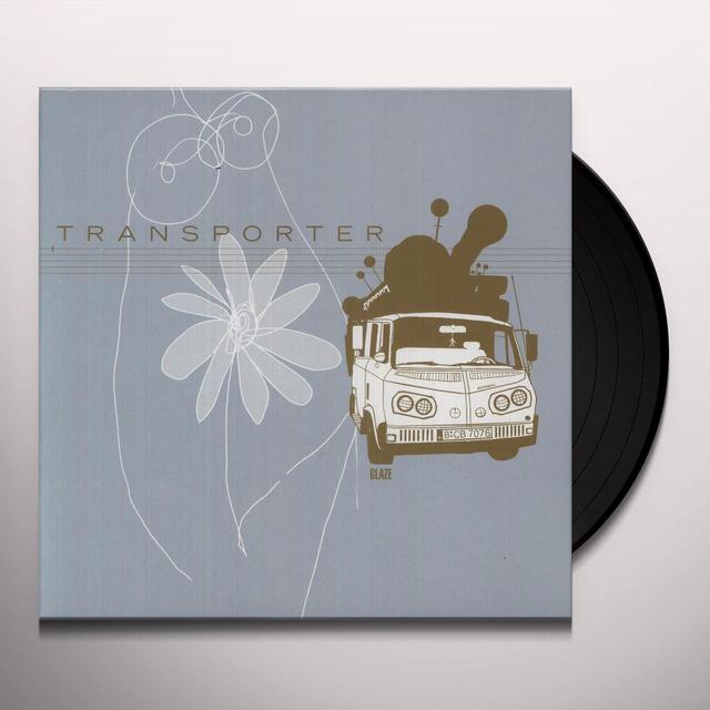 Transporter GLAZE Vinyl Record