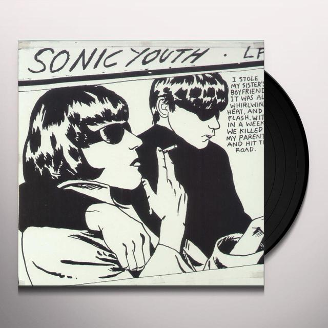 Sonic Youth GOO Vinyl Record