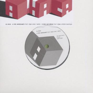Al Haca MINDGAMES / DAY BREAK Vinyl Record