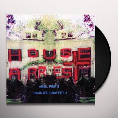 Ariel Pink's Haunted Graffiti HOUSE ARREST Vinyl Record