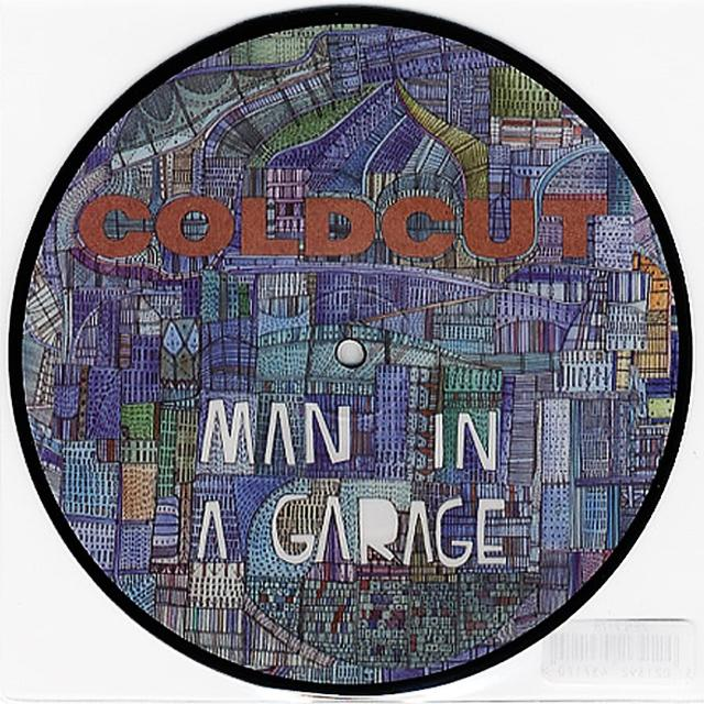 Coldcut MAN IN A GARAGE Vinyl Record