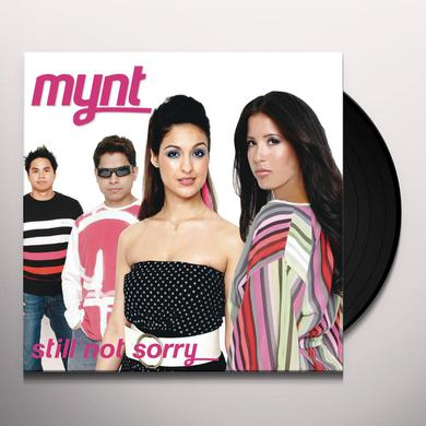 Mynt STILL NOT SORRY Vinyl Record