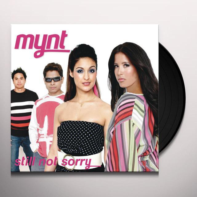 Mynt STILL NOT SORRY Vinyl Record