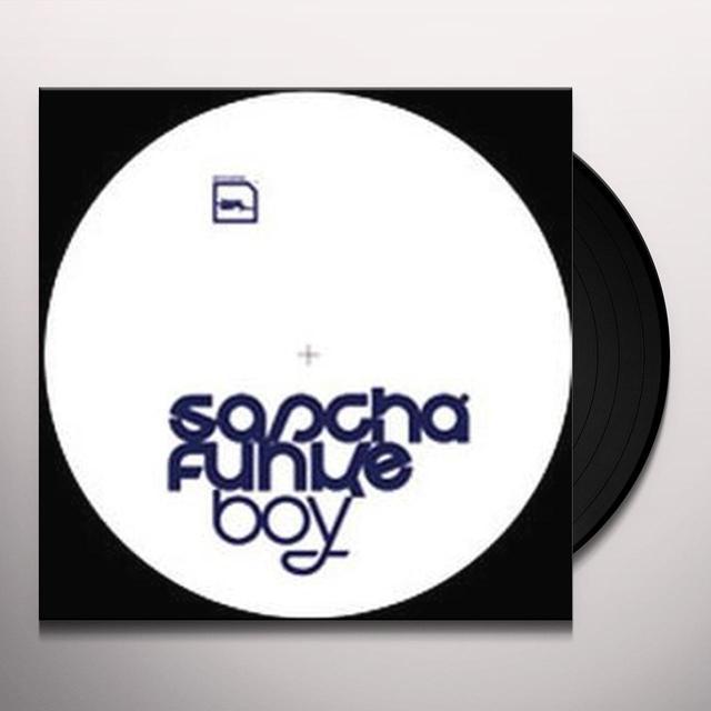 Sascha Funke BOY (EP) Vinyl Record