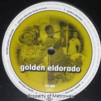 Golden Eldorado / Various (Ep) GOLDEN ELDORADO / VARIOUS Vinyl Record