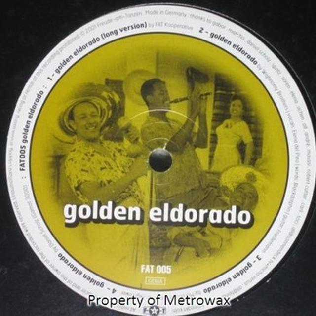 Golden Eldorado / Various (Ep) GOLDEN ELDORADO / VARIOUS Vinyl Record