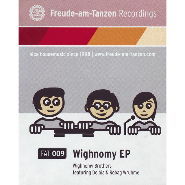 Wighnomy Brothers WIGHNOMY Vinyl Record