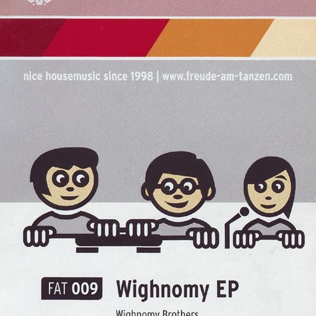 Wighnomy Brothers WIGHNOMY (EP) Vinyl Record