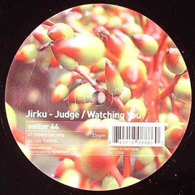 Jirku-Judge WATCHING YOU Vinyl Record