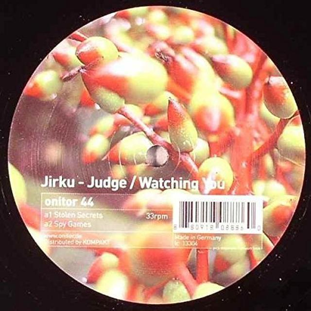 Jirku-Judge WATCHING YOU Vinyl Record