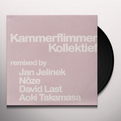 Kammerflimmer Kollektief REMIXED PT 1 (EP) Vinyl Record