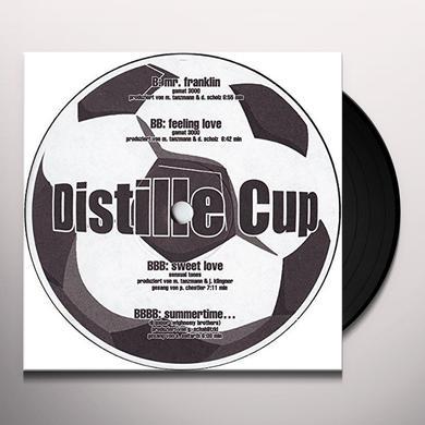 DISTILLE CUP / VARIOUS Vinyl Record