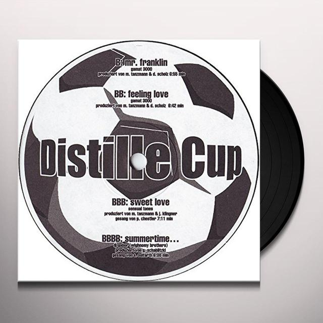 DISTILLE CUP / VARIOUS Vinyl Record