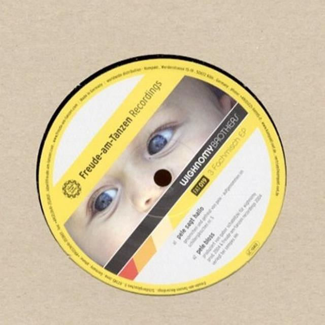 Wighnomy Brothers 3 FACHMISCH (EP) Vinyl Record