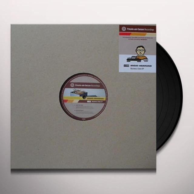 Mark Henning BUSINESS CLASS (EP) Vinyl Record