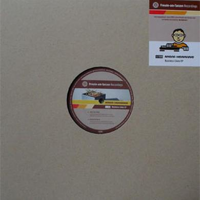 Mark Henning BUSINESS CLASS Vinyl Record