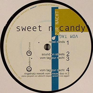 Sweet N'Candy VOM TAG ZUR NACHT Vinyl Record