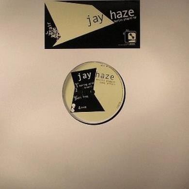 Jay Haze BERLIN PIMPIN Vinyl Record