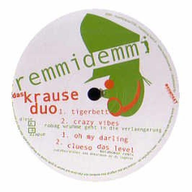 Krause Duo REMMI DEMMI Vinyl Record