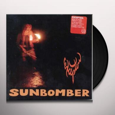 Excepter SUNBOMBER Vinyl Record