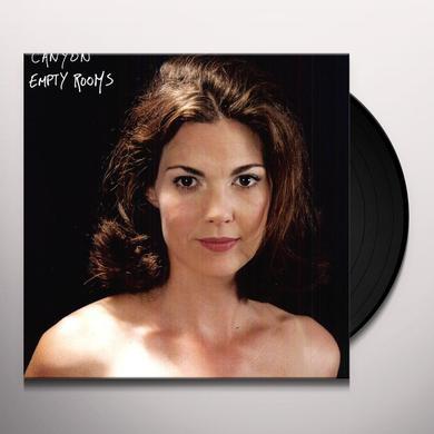 Canyon EMPTY ROOMS Vinyl Record