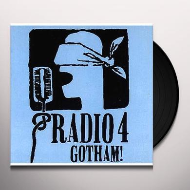 Radio 4 GOTHAM Vinyl Record