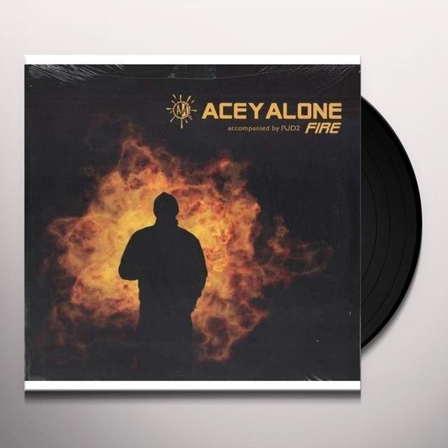 Aceyalone FIRE Vinyl Record