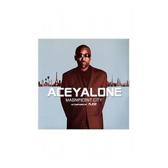 Aceyalone MAGNIFICENT CITY Vinyl Record