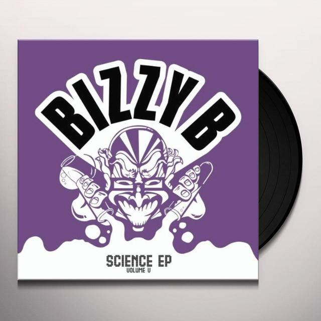 Bizzy B SCIENCE 5 Vinyl Record