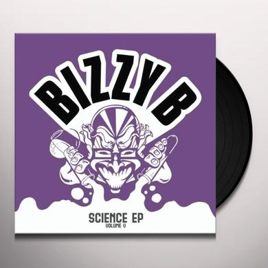 Bizzy B SCIENCE 5 (EP) Vinyl Record