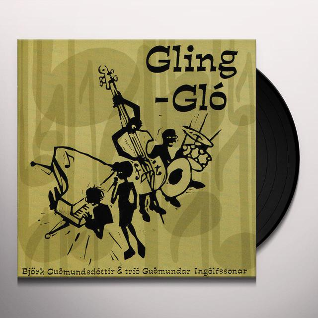 Bjork GLING-GLO Vinyl Record
