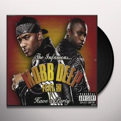 Mobb Deep HAVE A PARTY (X7) Vinyl Record