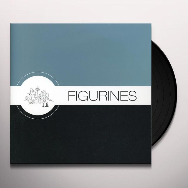 Figurines SILVER PONDS Vinyl Record