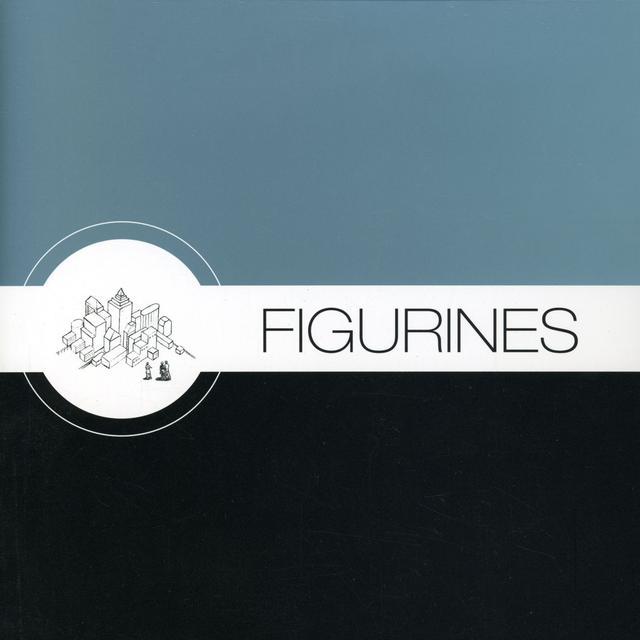 Figurines SILVER PONDS Vinyl Record