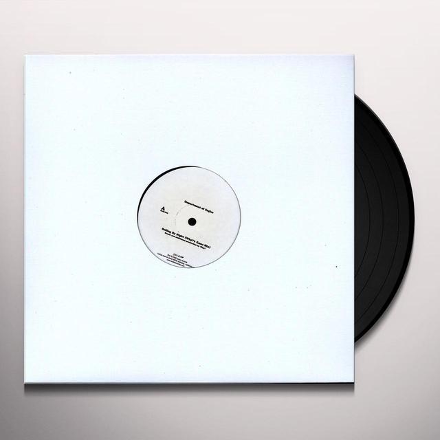 Department Of Eagles WHY & PEDRO REMIXES Vinyl Record