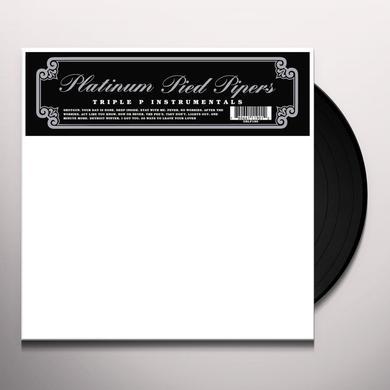 Platinum Pied Pipers TRIPLE P INSTRUMENTALS Vinyl Record