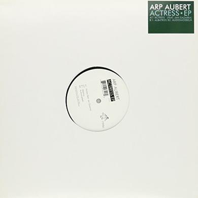 Arp Aubert ACTRESS Vinyl Record
