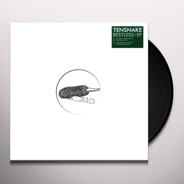 Tensnake RESTLESS Vinyl Record