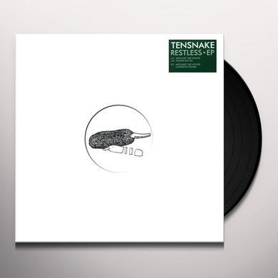 Tensnake RESTLESS (EP) Vinyl Record