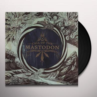 CALL OF THE MASTODON Vinyl Record