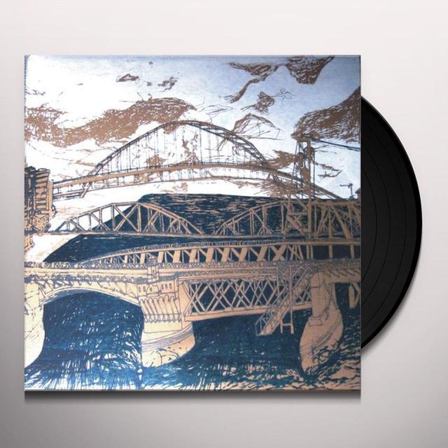 Watery Graves Of Portland CARACAS Vinyl Record