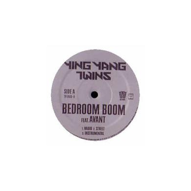 Ying Yang Twins BEDROOM BOOM: GIT IT Vinyl Record